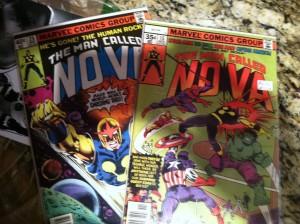 My Con Score! Nova 15 and 20