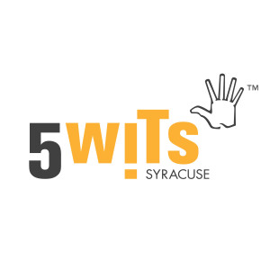 5 Wits syracuse logo jpg